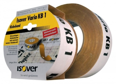 Isover Vario KB1 самозалепваща се лента