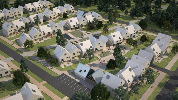 12-ти международен конкурс Isover Multi-Comfort House The Winners Project