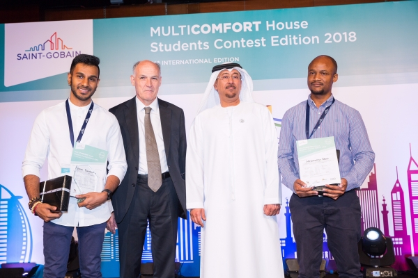 14th Students Contest  Multi-Comfort House 1st place