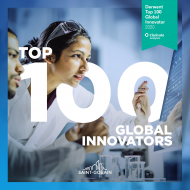 Global Innovators top 100 9th year