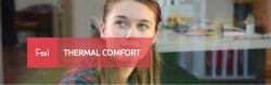 Woman Face Thermal Comfort