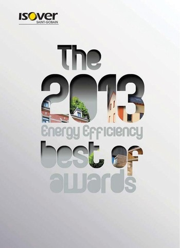 ИЗОВЕР стартира конкурс 2013 ISOVER ENERGY EFFICIENCY THE BEST OF AWARDS